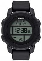 Nixon Unit Dive Watch - All Black