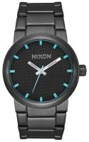 Nixon Cannon Watch - All Black / Blue