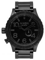 Nixon 51-30 Tide Watch - All Black