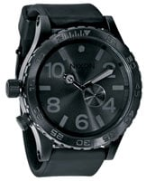 Nixon 51-30 PU Tide Watch - All Black