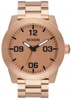 Nixon Corporal SS Watch - All Rose Gold