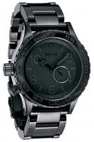 Nixon 42-20 Tide Watch - All Black