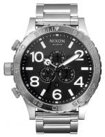 Nixon 51-30 Chrono Watch - Black