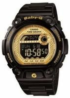 G-Shock Baby-G Tide Watch - Black / Gold