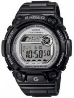 G-Shock Baby-G Tide Watch - Black / Silver