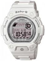G-Shock Baby-G Tide Watch - White / Silver