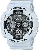 G-Shock S-Series Watch - White / Black