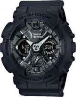 G-Shock S-Series Watch - Black