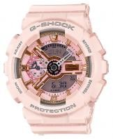 G-Shock S-Series Watch - Pastel Pink / Pink