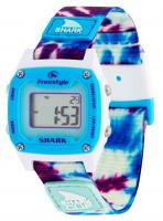 Freestyle Shark Mini Clip Watch - Tie-Dye Blue Daze