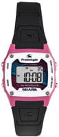 Freestyle Shark Classic Mid PU Watch - Black / Pink