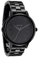 Nixon Ceramic Kensington Watch - Black