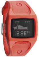 Nixon Lodown S Tide Watch - Neon Orange