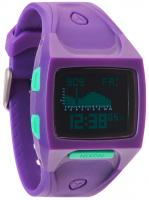 Nixon Small Lodown II Tide Watch - Purple