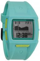 Nixon Small Lodown II Tide Watch - Light Blue
