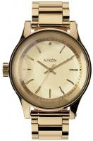 Nixon Facet Watch - All Gold