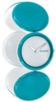 Nixon Spree Watch - Turquoise / White