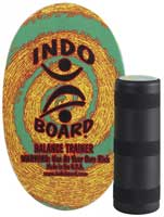 Indo Board Original - Rasta