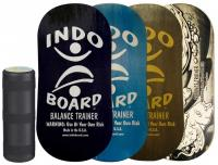 Indo Rocker Board - Deck and Roller