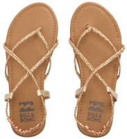Billabong Crossing Over Sandal - Rose Gold Multi