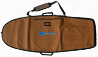 Wave Tribe Pioneer Mini Simmons Day Bag - Brown