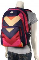 Roxy Shadow Swell Backpack - Laguna Chevron