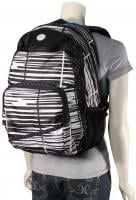 Roxy Shadow Swell Backpack - Ikat Barstripe