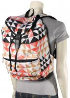 Roxy Driftwood Backpack - Cozy Geo