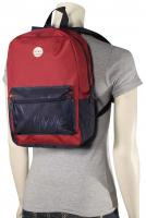Roxy Always Core Backpack - Red Purple