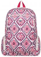 Roxy Alright Backpack - Ikat Bali Combo Geranium