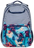 Roxy Shadow Swell Backpack - Norfolk Tropical Diamond Blue