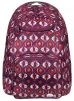 Roxy Shadow Swell Backpack - Grapewine Gerona Nights