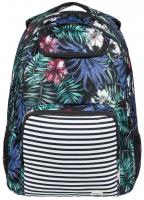 Roxy Shadow Swell Backpack - Anthracite Swim Belharra Flowe
