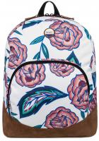 Roxy Fairness Backpack - Marshmallow Mexican Roses