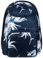 Roxy Shadow Swell Backpack - Dress Blues / Cadaques Flower