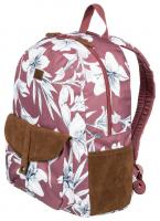 Roxy Carribean 18L Backpack - Withered Rose Lily House