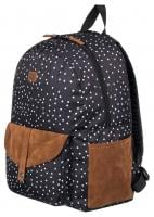 Roxy Carribean 18L Backpack - True Black Dots For Days