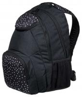 Roxy Shadow Swell 24L Backpack - True Black Dots For Days