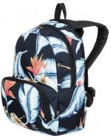 Roxy Always Core 8L Backpack - Anthracite / Tropical Love