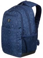 Roxy Here You Are 23L Backpack - Medieval Blue / Shibori Nights