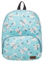 Roxy Always Core 8L Canvas Backpack - Aquifer Flowers