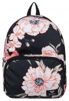 Roxy Always Core 8L Canvas Backpack - Anthracite New Flowers