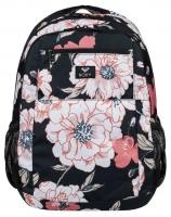 Roxy Here You Are 23L Backpack - Anthracite New Flowers