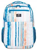 Roxy Here You Are 23L Backpack - Bright White River