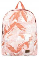 Roxy Sugar Baby Canvas 12L Backpack - Bright White Jungle Boogie