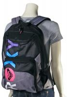 Roxy Shadow View Backpack - Blue Atoll