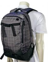 O'Neill Trigger Backpack - Grey Plaid