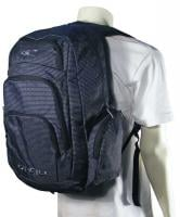 O'Neill On Point Backpack - Heathered Stripe