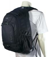 O'Neill Gooru Backpack - Black Solid