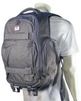 Vans Transient Backpack - Grey Denim